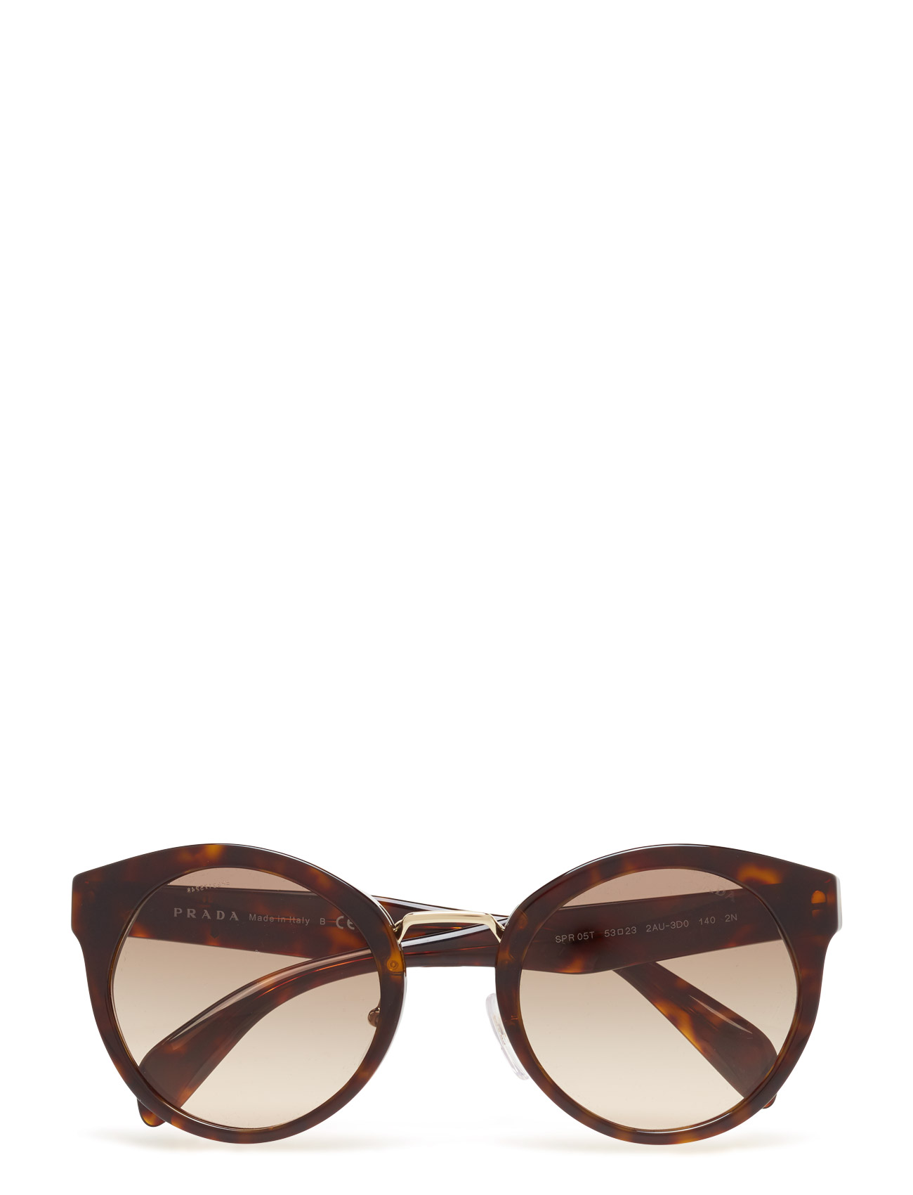 Heritage / Handbag Logo Prada Sunglasses Solbriller til Kvinder i