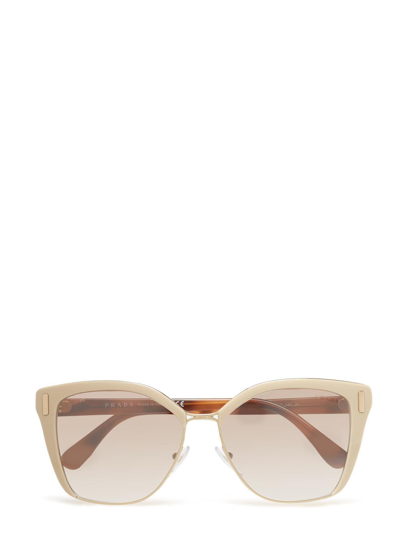 2b20e97bd4ca Shop Square Prada Sunglasses Solbriller i til Kvinder i en webshop ...