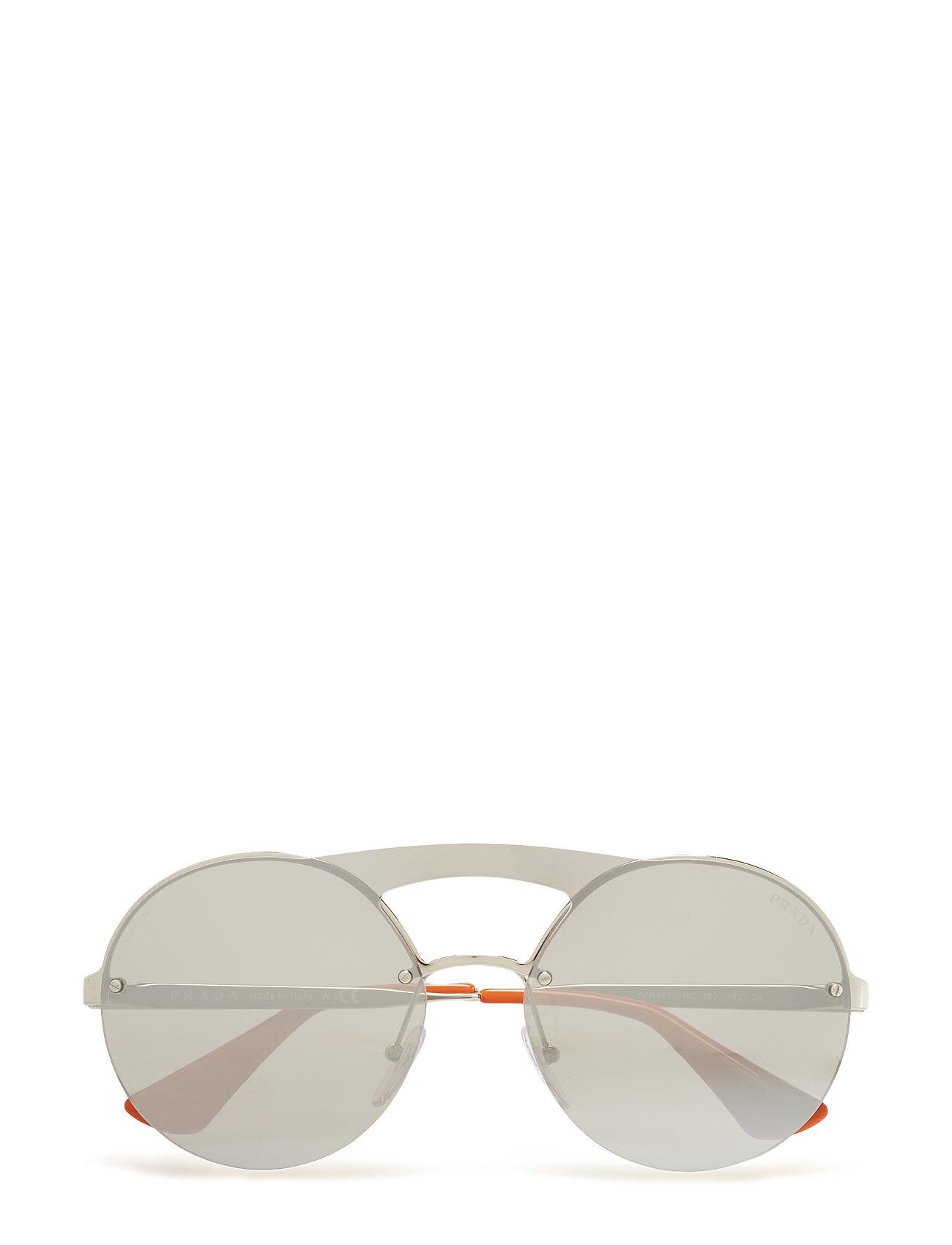 Not Defined Prada Sunglasses Solbriller til Damer i Sølv