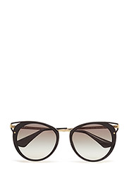 Cat-Eye Sunglasses - BLACK
