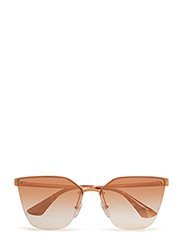 WOMEN'S SUNGLASSES - PINK GOLD