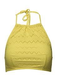 Maya Yellow bikini top - CANARY YELLOW