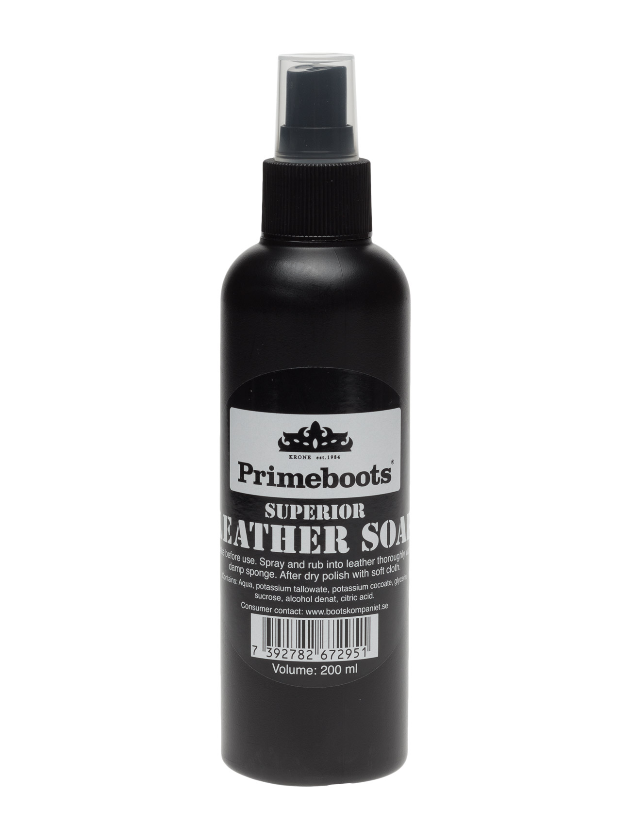Primeboots Leather Soap Primeboots Sko accessories til Damer i