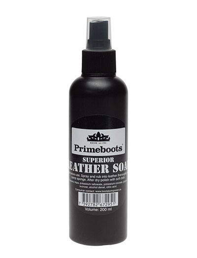 Primeboots Leather Soap