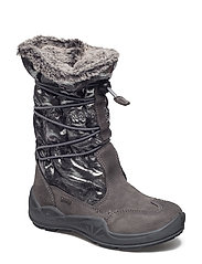 SNOW BOOT 8614277 - DARK GREY