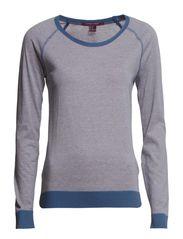 T-shirt - Blue mist