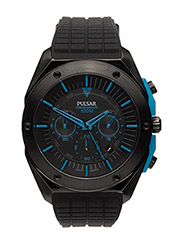 PULSAR CHRONOGRAPH - BLACK