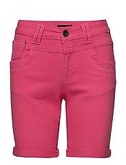 Tenna Highwaist Shorts - MAGENTA