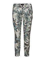 Rosita 7/8 Pants - SOFT CREAM