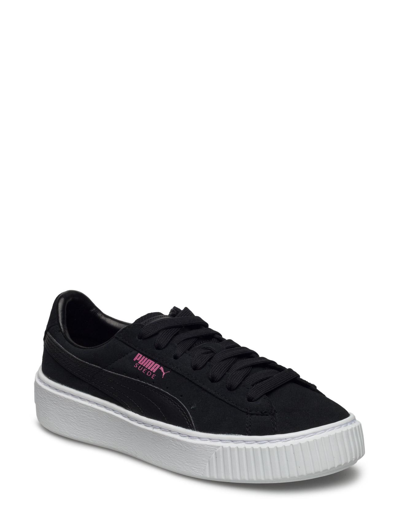 Suede Platform Jr PUMA SPORT Sko & Sneakers til Børn i
