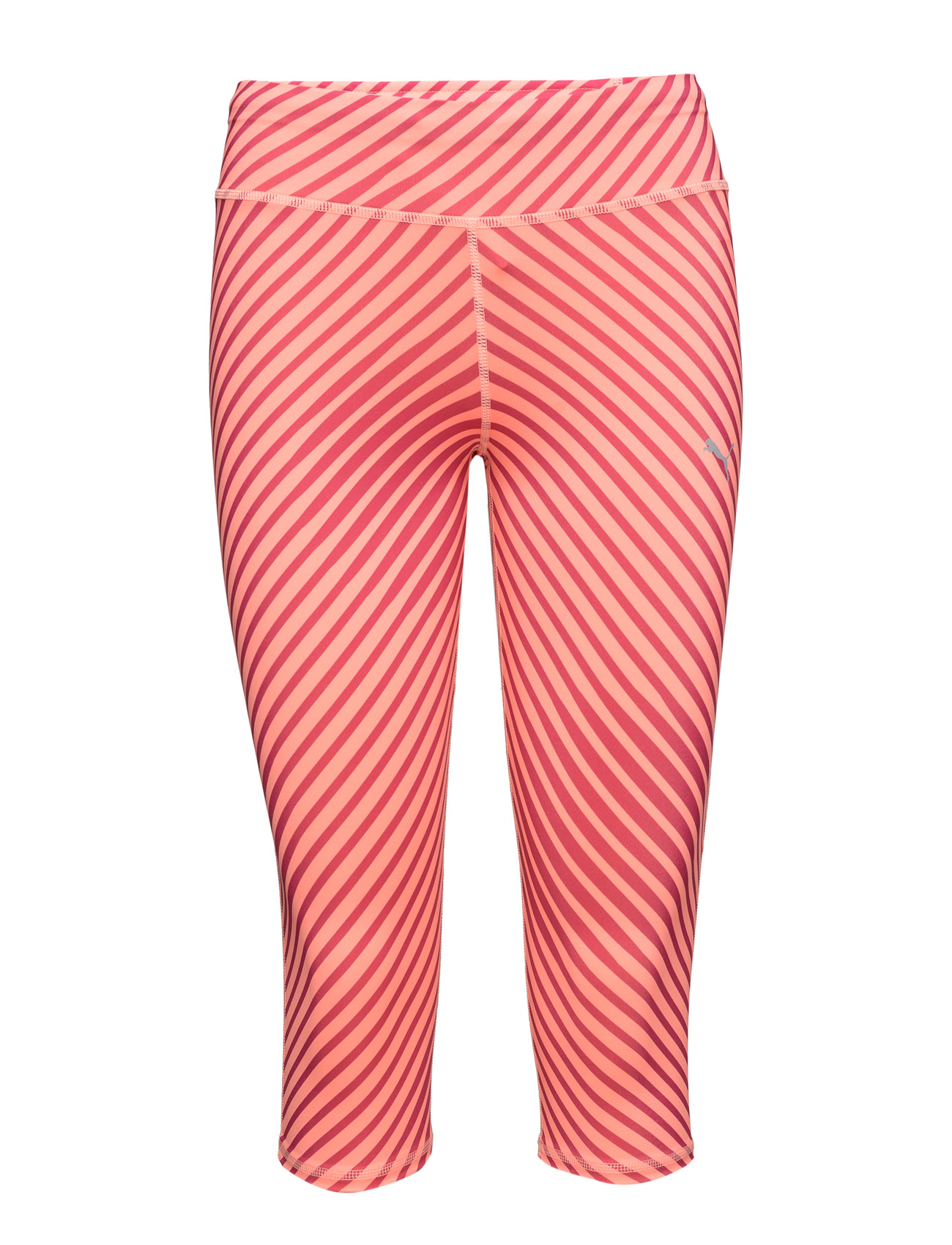 Graphic 3/4 Tight W PUMA SPORT Trænings leggings til Damer i Rød