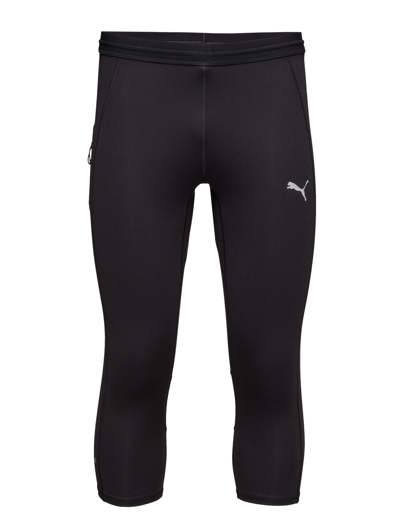 Speed 3/4 Tight PUMA SPORT Løbe tights til Mænd i Sort