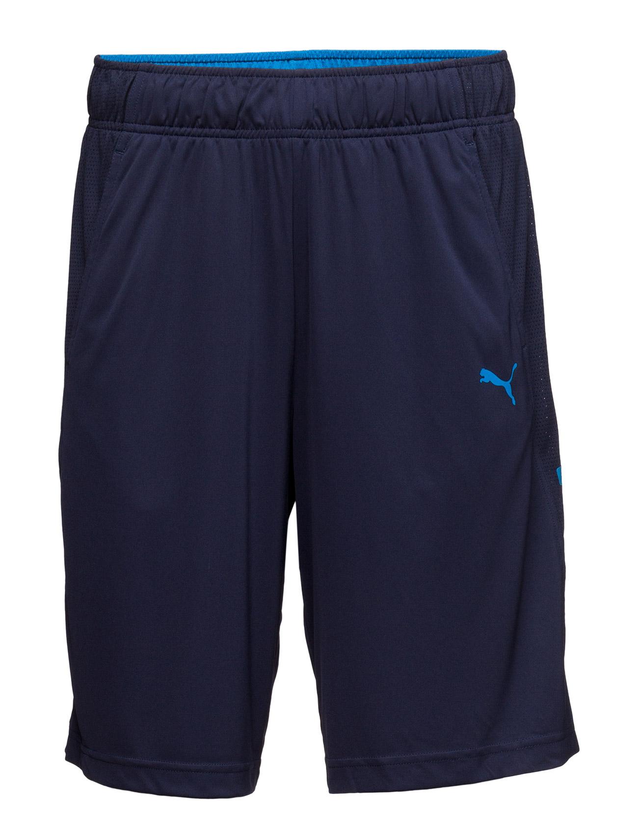 Essential Knit Grphc Short PUMA SPORT Træningsshorts til Mænd i