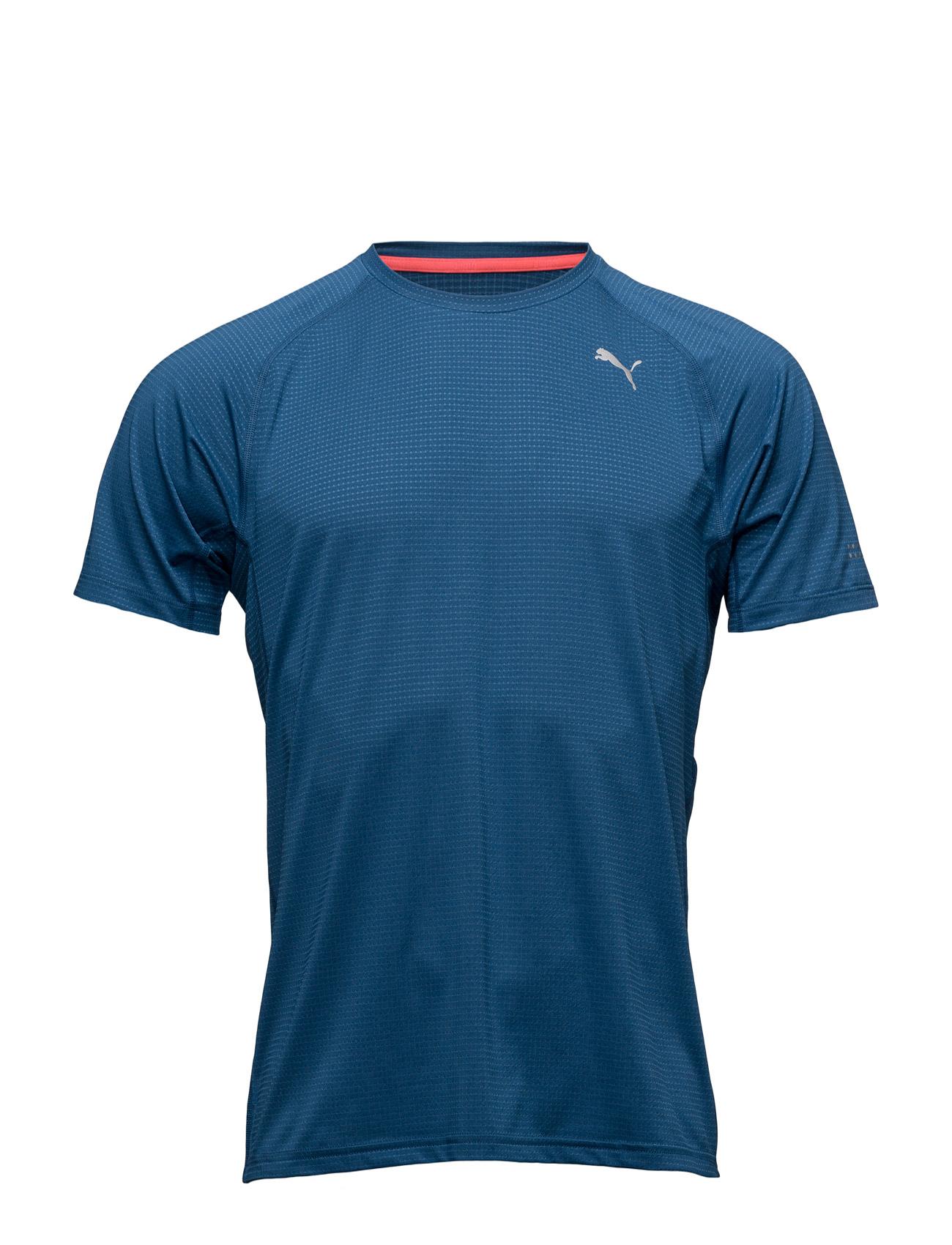 Speed S/S Tee PUMA SPORT Løbe t-shirts til Herrer i
