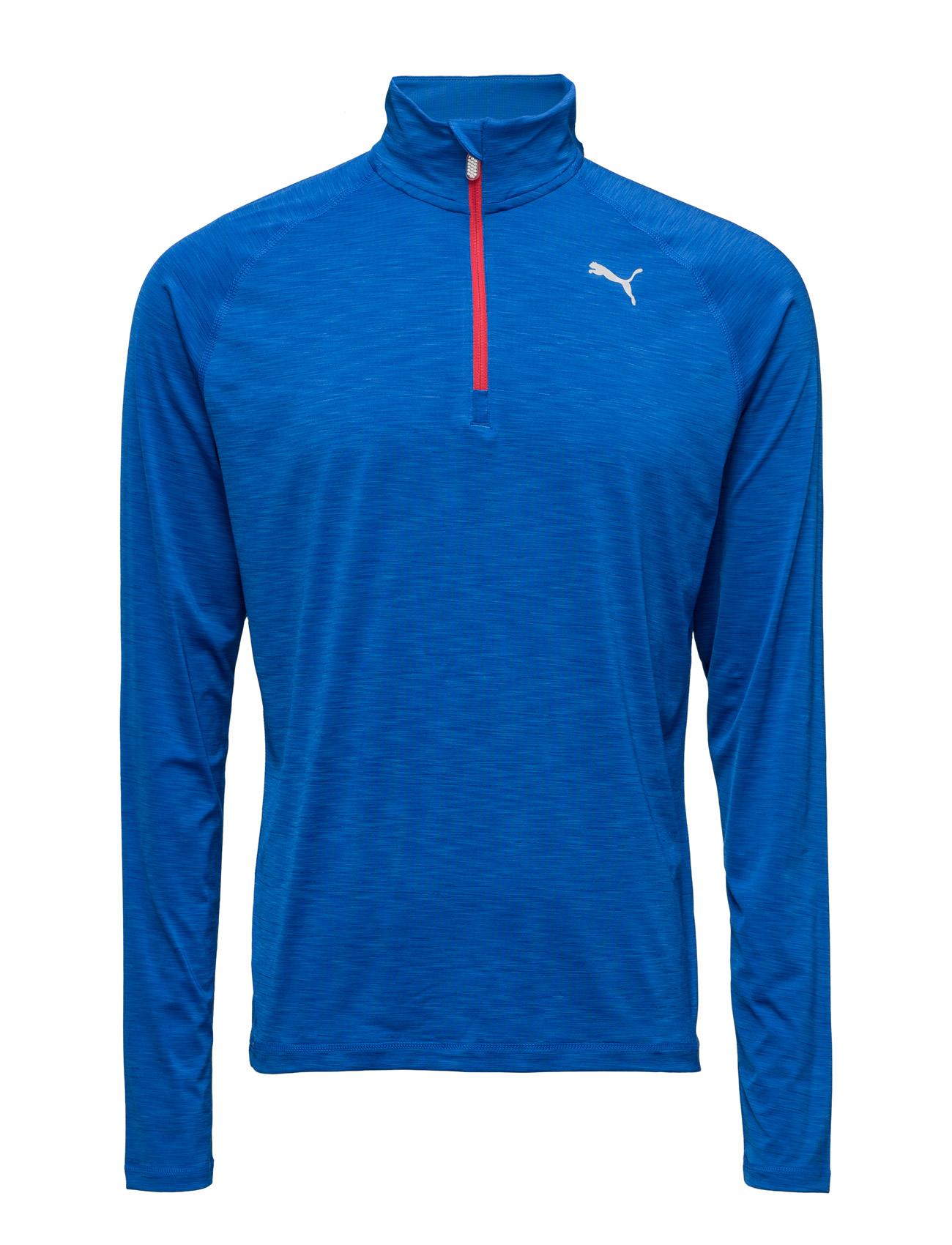 Core-Run Ls Hz Tee PUMA SPORT Sports sweatshirts til Herrer i