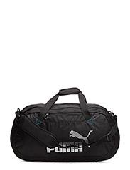 Active TR Duffle Bag M - PUMA BLACK-PUMA SILVER