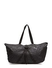 Fit AT Sports Bag - PUMA BLACK-REFLECTIVE SILVER