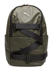 VR Combat Backpack - OLIVE NIGHT-PUMA BLACK