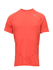 Faster than you S/S Tee - RED BLAST