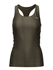 Essential Graphic RB TankTop - PUMA BLACK-NO COLOR-OLIVE NIGHTS ME