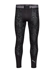 TECH TIGHT - PUMA BLACK-QUIET SHADE