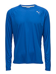 Core-Run L/S Tee - LAPIS BLUE