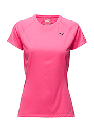 NightCat S/S Tee W - KNOCKOUT PINK HEATHER