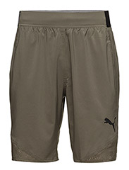 VENT STRETCH WOVEN SHORT - OLIVE NIGHT