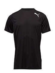 Essential SS Tee - PUMA BLACK