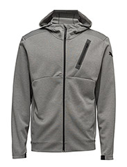 Dri Release BND Tech Jacket - MEDIUM GRAY HEATHER