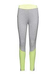 TRANSITION Leggings W - SAFETY YELLOW