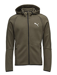 Evostripe Ultimate FZ Hoody - OLIVE NIGHT