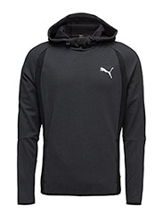 Evostripe Ultimate Hoody - COTTON BLACK