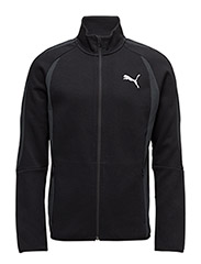 Evostripe Ultimate Jacket - COTTON BLACK