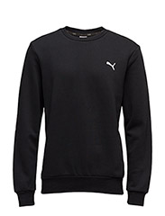 ESS Crew Sweat, FL - COTTON BLACK