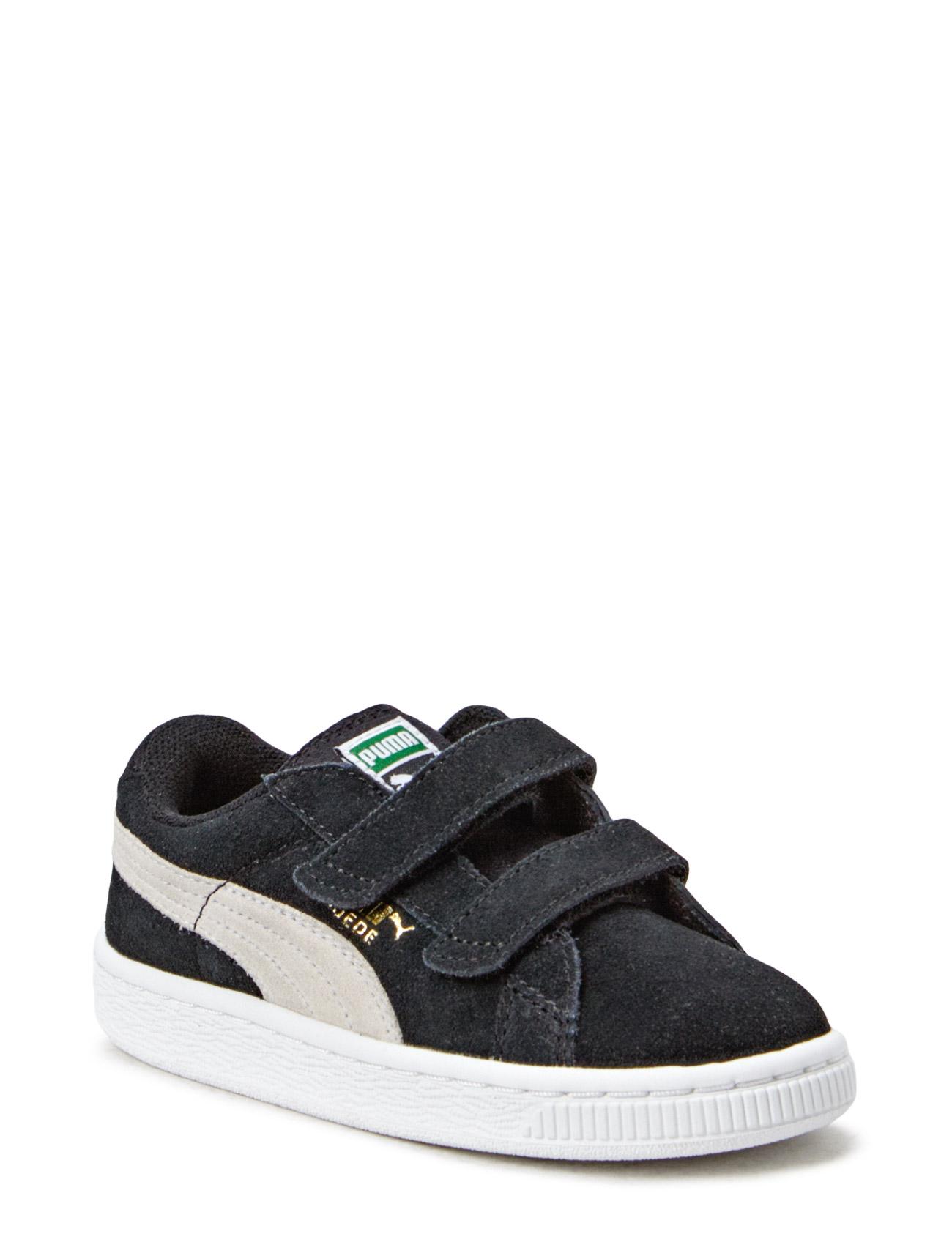 Suede 2 Straps Kids Puma Sko & Sneakers til Børn i Blå