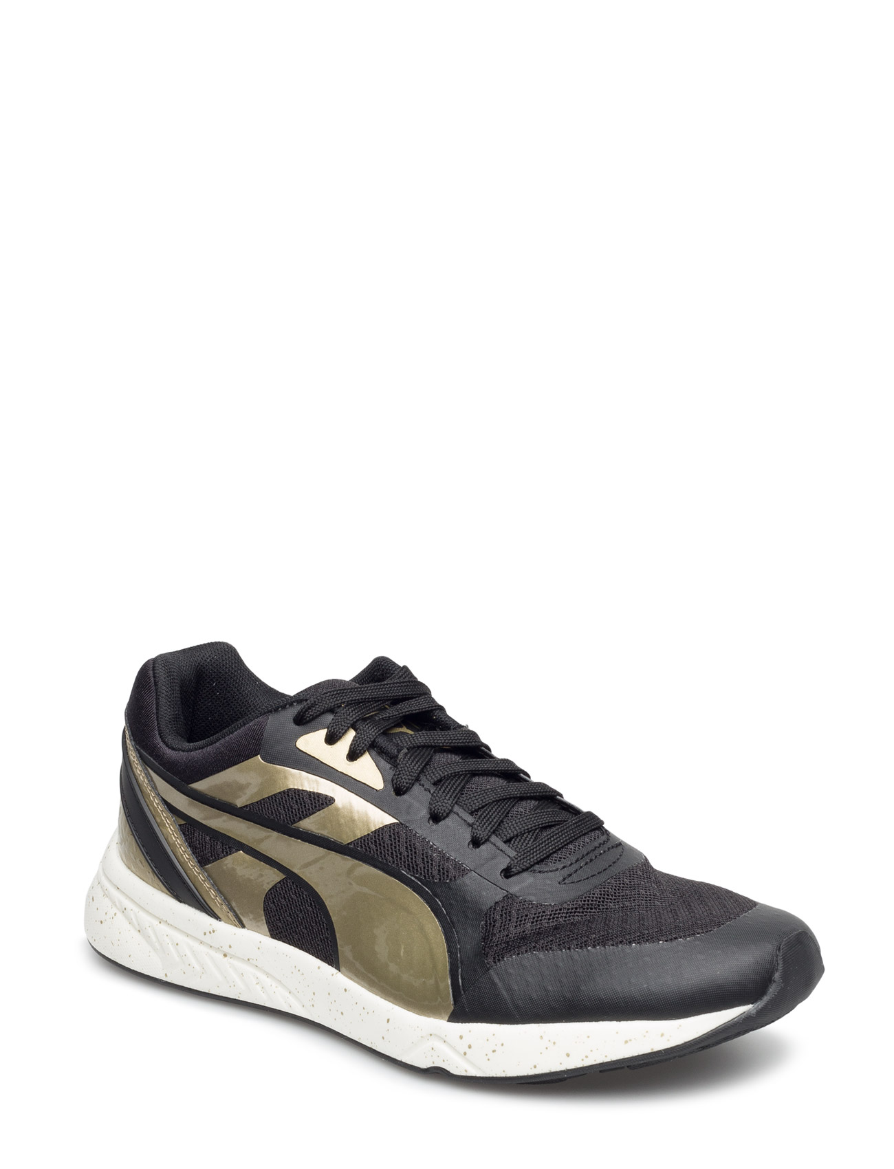 698 Ignite Metallic Wn'S Puma Sneakers til Damer i Sort
