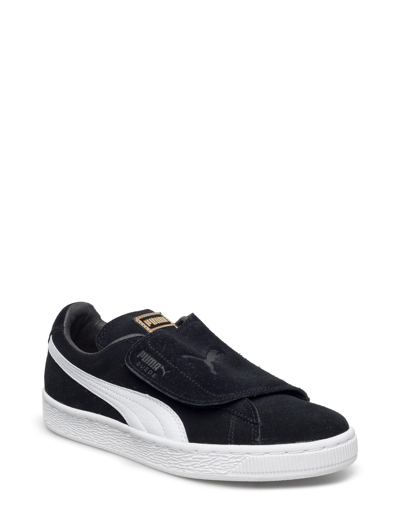 Suede Wrap Puma Sneakers til Mænd i