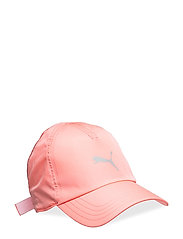 WM running cap - SOFT FLUO PEACH