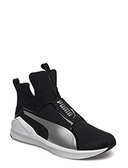 Fierce Core - PUMA BLACK-PUMA SILVER