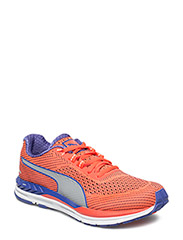 Speed 600 S IGNITE Wn - RED BLAST-PUMA WHITE-ROYAL BLUE