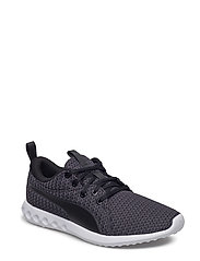 Carson 2 Knit Wn's - PUMA BLACK-PERISCOPE