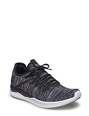 IGNITE Flash evoKNIT Wn's - PUMA BLACK-ASPHALT-PUMA WHITE