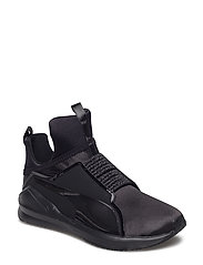 Fierce Satin EP Wn's - PUMA BLACK-SILVER