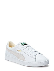 BASKET CLASSIC - White