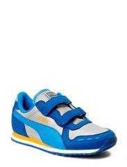 Cabana Racer SL V Kids - monaco blue-limestone gray-fre