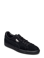 Suede Classic+ - BLACK-DARK SHADOW
