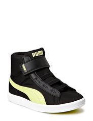 Archive Lite MID V Kids - black-sunny lime