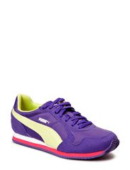 ST-Runner Jr - prism violet-sunny lime