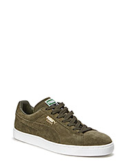 SUEDE CLASSIC+ - FOREST NIG